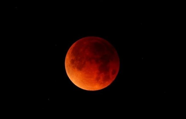 Anuncian luna de sangre para el 20 de enero