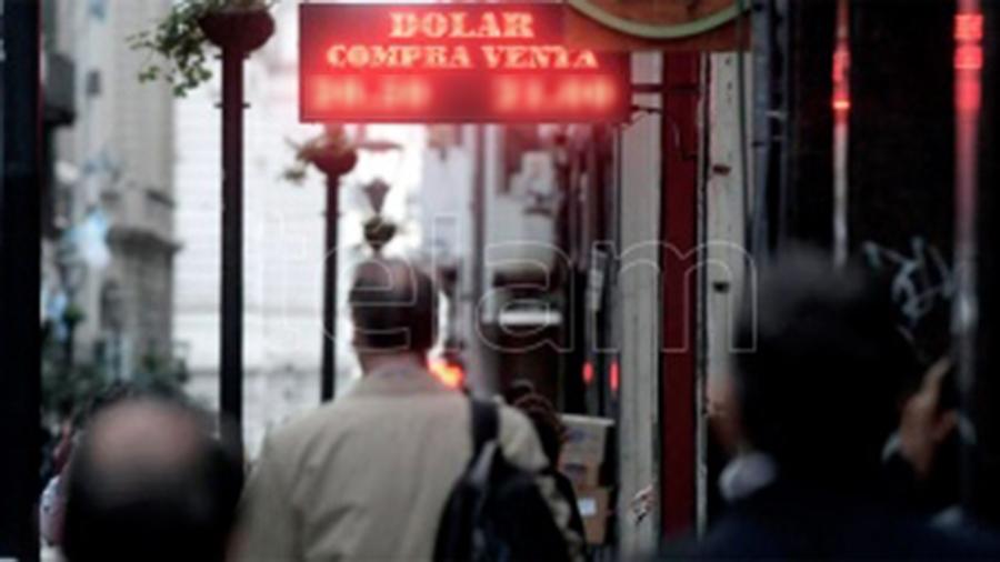 Pese a la intervención del BCRA, sigue el rally alcista del dólar