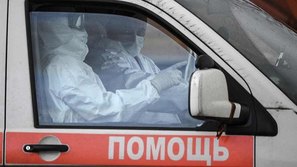 Registra Rusia registra nuevo récord de contagios por coronavirus