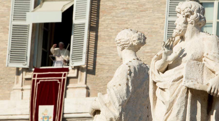 Francisco califica a Pablo VI de