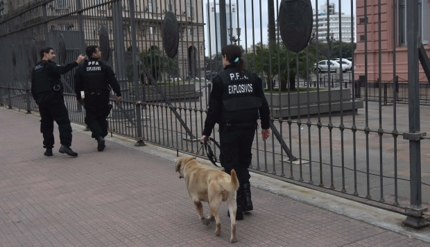 Hubo amenaza de bomba en el departamento de Mauricio Macri