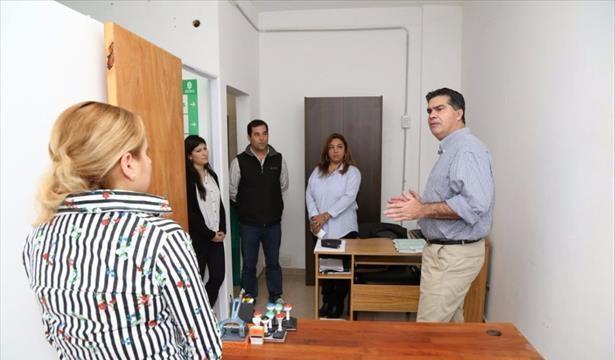 Chaco hoy se habilitaron las nuevas oficinas de defensa del consumidor - Oficina del consumidor durango ...