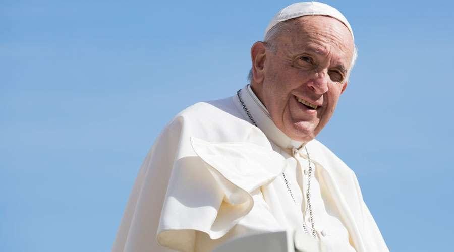 El pedido al Papa Francisco de que