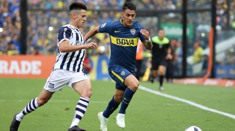 Boca se estrenó en la Superliga con una victoria