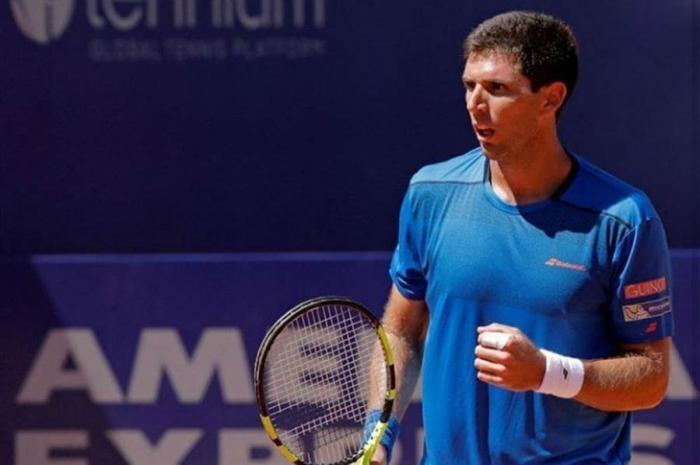 Mayer fue aplastado por Goffin en la primera ronda de Roma