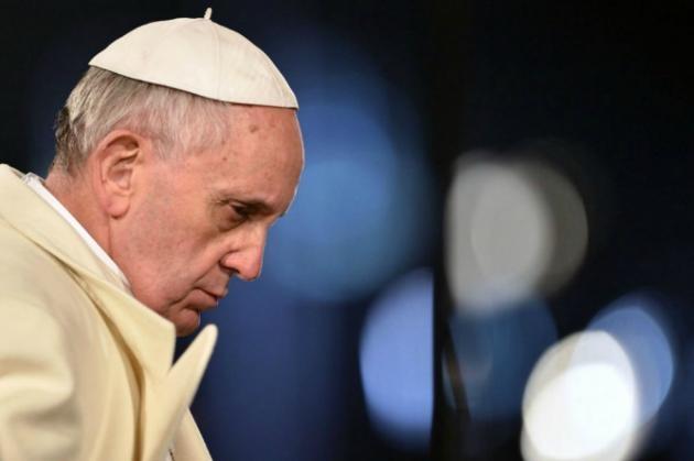 Para el papa Francisco se desarrolla una Tercera Guerra Mundial