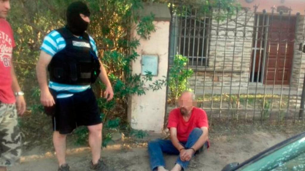 Capturaron en Córdoba al violador más buscado del país