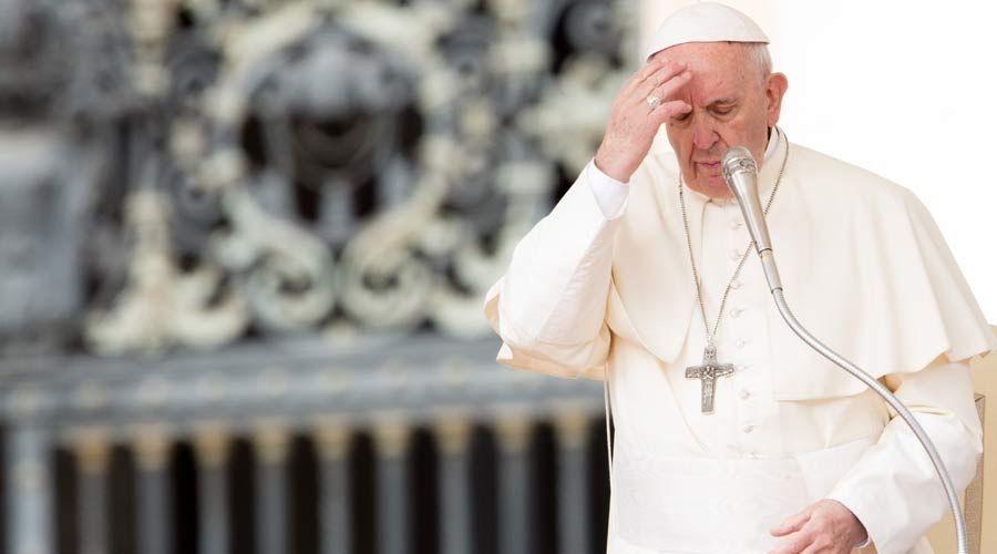 Papa Francisco alza la voz en contra de violencia en Nicaragua