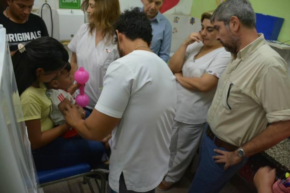 Minsa realizará semana de vacunación contra influenza y neumococo