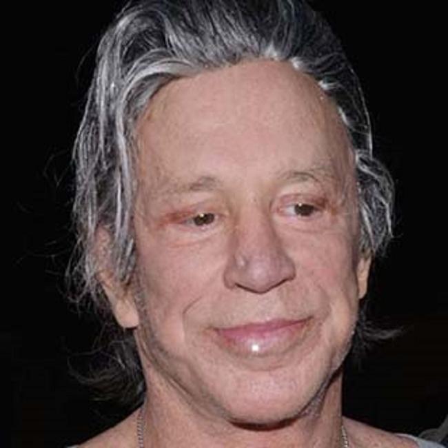 Chaco Hoy - El nuevo rostro Mickey Rourke tras una nueva cirugía ...