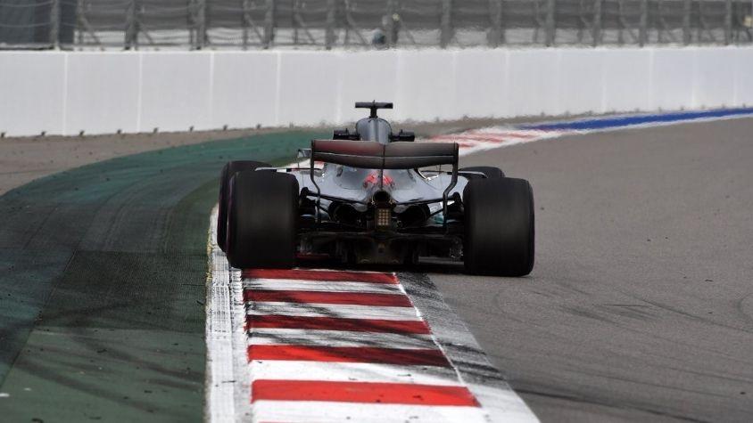 Lewis Hamilton gana el GP de Rusia de la F1