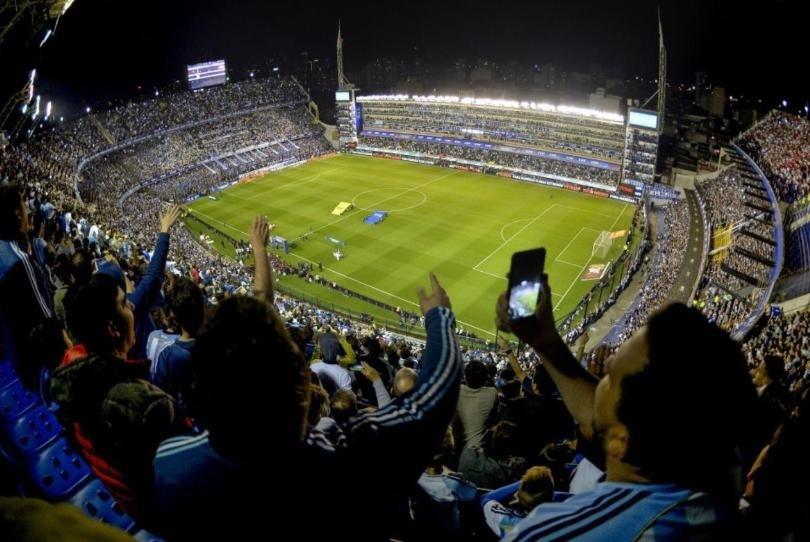 Argentina va a abrir las Eliminatorias en La Bombonera